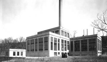 Ford Steam Plant
