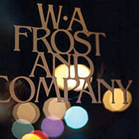 w. a. frost company